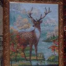 Продам вышитые картины, в г.Семей