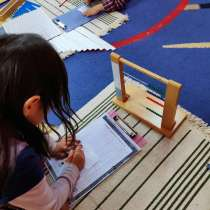 Монтессори детский сад, в г.Бишкек