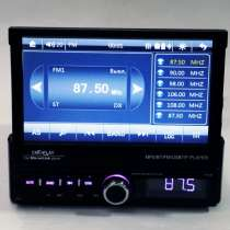 "1din Магнитола Pioneer GBT-7100S 7"" Экран, USB, Bluetooth, в г.Киев"