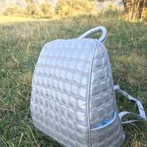 Стёганный рюкзак, в г.Алматы