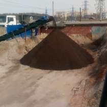 Песок Щебень чернозем торф Грунт вывоз мусора, в Троицке