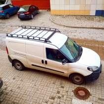 Грузоперевозки на каблуке с багажником на крыше, в Москве