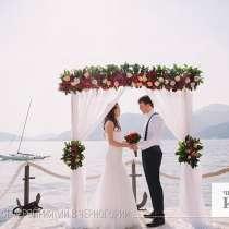 Свадьба в Черногории, в г.Будва