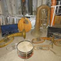 Продаются антикварные музыкальные инструменты, в Калининграде
