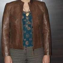 Куртка натуральная кожа, в г.Одесса