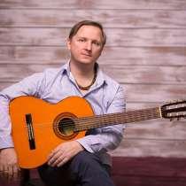 Ищу работу: музыкант, гитарист-виртуоз, педагог (г. Дубай), в г.Дубай