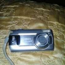Фотоаппарат цифровой Canon Powershot A470, в г.Алматы