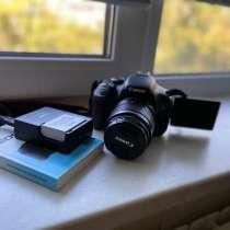 Фотоаппарат Canon 600d, в Липецке