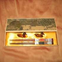 Новые китайские палочки, в Сочи