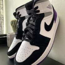 Nike Air Jordan 1 Mid SE Purple, в Москве