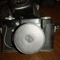 Продам фотоаппарат Зенит -Е, в Братске