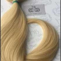 Волосы для наращивание натуральные на заколках 60 см, в Казани