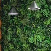 Искуственное озеленение, мох, деревья, в г.Ташкент