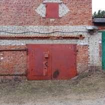 Продам гараж двух этажный, в Томске
