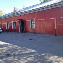 Продам производственное помещение, в г.Петропавловск