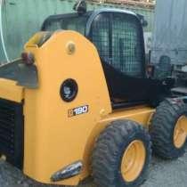 Продам фронтальный мини погрузчик JCB robot 190, 2010 г/в, в Перми