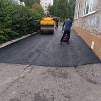 Благоустроительные работы: земляные работы, бетонные работы, в Томске