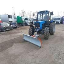 Аренда трактора МТЗ 82 с навесным оборудованием, в г.Минск