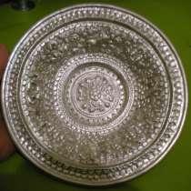 Тарелка серебряная, в г.Ивано-Франковск