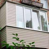 Окна ПВХ, Балконы и Лоджии обшивка, остекление, утепление бе, в Чебоксарах