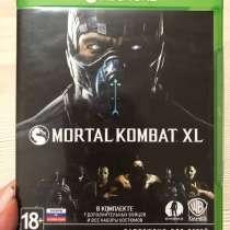 Игра на Xbox ONE MORTAL KOMBAT XL, в Благовещенске