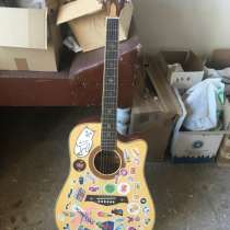 Акустическая гитара Crusader CF-6021, в Благовещенске
