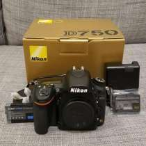 Nikon D750 Full-Frame DSLR Camera, в г.Херндон