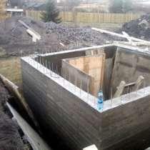 Погреб. Опалубка. Фундамент. Строительство гаража под ключ, в Красноярске