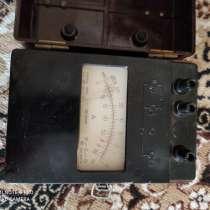 Мегаометр, в Саратове