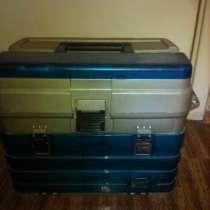 Продам ящик PLANO, коробки под блесны PLANO, поводочница, в Екатеринбурге