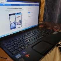 Продаю ноутбук Toshiba Satellite C850-B3K, в Ульяновске