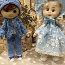 Интерьернык куклы, в Великом Новгороде
