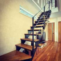 Каркас лестницы из листового металла, в г.Минск