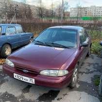 Ford Mondeo 1, в Санкт-Петербурге