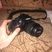 Фотоаппарат Nikon D3200 18-55 Kit, в Череповце