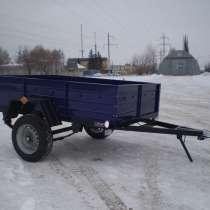 Новый легковой прицеп с доставкой по Украине, в г.Черкассы