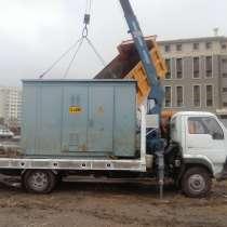 Услуги манипулятора, в г.Астана