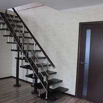 Лестницы на модульном каркасе под ключ, в Благовещенске