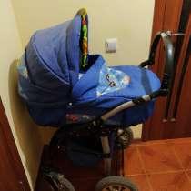 Датская коляска, в Энгельсе