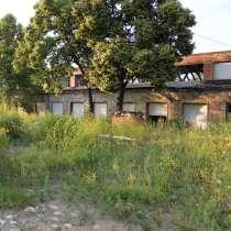 Село Липицы здание 1100 кв. м на землях промышленно 1,3 га, в Москве