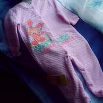 Человечек для девочки, розовый, размер 68, в г.Краматорск