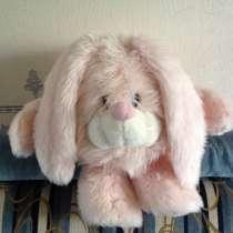 Мягкая игрушка заяц, в Евпатории
