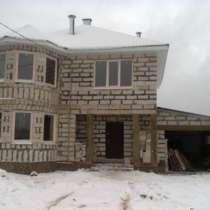 Строительство дома из пено\газоблоков 7х7 за 1000000, в Москве