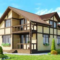 Строительство из древесины, в Хабаровске