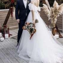 Свадебное платье 42-44, в Ярославле