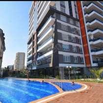 Продаю новую квартиру 4+1 в Махмутларе, Аланья, в г.Аланья