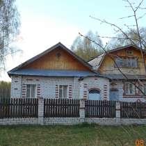Дом кирпичный в д. Дубенки, в Нижнем Новгороде