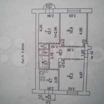Продам/сдам квартиру. Сталинка, 3 комнаты, 2 балкона,4этаж, в Новочеркасске