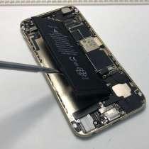 Замена Аккумулятора на всех моделях Aplle (iPhone, iPad), в Москве