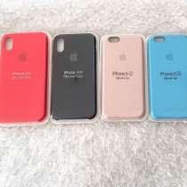 """Чехлы накладки для iPhone """"Silicone Case Lux"""", в Владимире"""